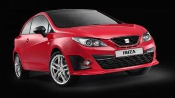 SEAT Unveils Ibiza Cupra
