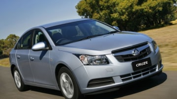 SA Premier Urges Holden To Build Electric Cruze At Elizabeth Plant