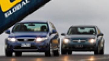 Holden fuel tests