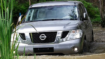 Diesel about face the right decision: Nissan
