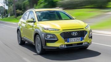 2019 Hyundai Kona Highlander Steve says, Ali says