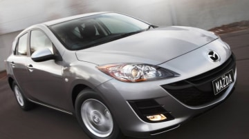The Mazda3 is currently the highest selling car in Australia this year.