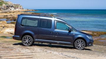 2019 Volkswagen Caddy Beach review