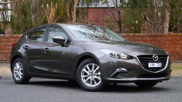 2014 Mazda3 Review: Maxx Hatch Automatic