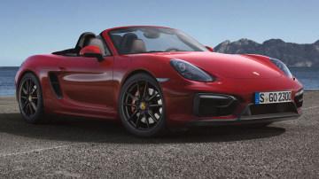 Porsche to Adopt 718 Name For Next-Gen Boxster, Cayman: Report