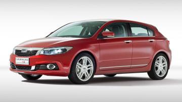 Qoros 3 Hatch Revealed Ahead Of Geneva Motor Show Debut