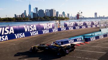 2017 New York ePrix.