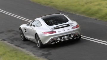New Mercedes-AMG GT brings blistering perfromance and head-turning looks.