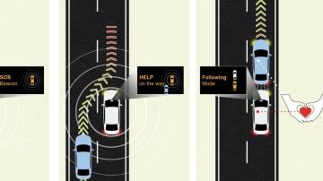 Honda Autonomous Driving Tech Debuts At ITS World Congress