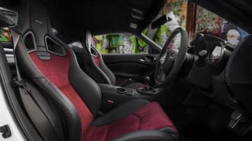 2017 Nissan 370Z Nismo.