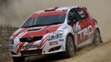 Toyota Scoops Australian Rally Championship Series