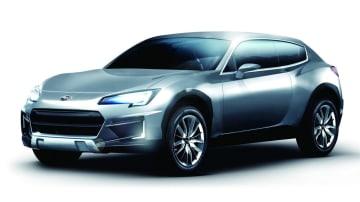 Subaru Cross Sport Concept Hits Japan: Jacked-Up BRZ Shooting Brake?
