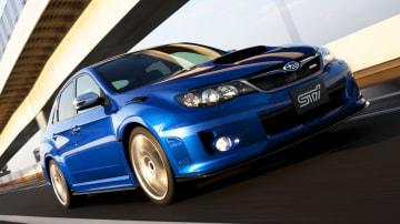 Subaru WRX STI S206 Revealed, Bad News: Japan Only