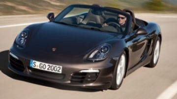 Revealed: All-new Porsche Boxster