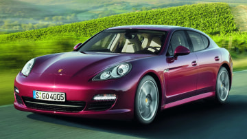 2010 Porsche Panamera V6 Pricing Announced For Australia, Available From July