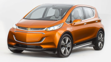 Chevy Marketing Boss Tightens Down Bolt Badge For Compact EV