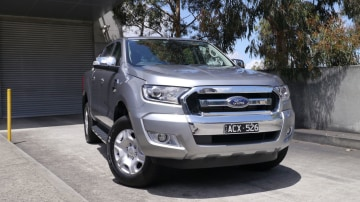 2016 Ford Ranger XLT Hi-Rider Review - No Four-Wheel-Drive? No Worries!