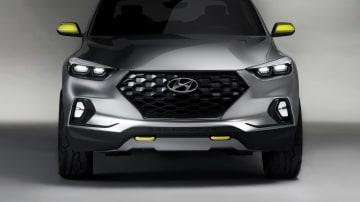 Hyundai's Santa Cruz Pickup On Track For Production, US Boss Says