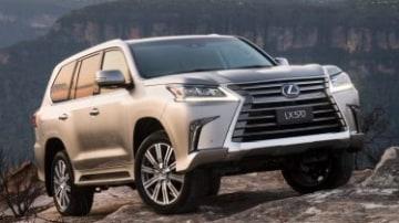 Lexus LX diesel on the cards for Australia