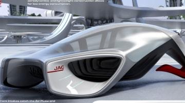 JAC Motors: HEFEI (Harmonious Eco-Friendly Efficient Infrastructure).