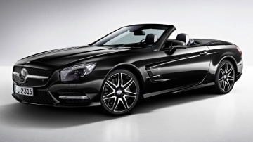 Mercedes-Benz SL 350 To Be Replaced By SL 400 Later This Year