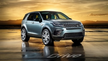Coming Soon: Land Rover Discovery Sport
