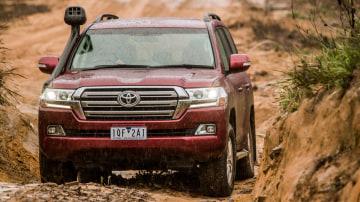 2020 Toyota LandCruiser 200 GXL review