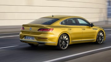 Volkswagen has unveiled its new Arteon sedan, a high-end successor to the discontinued CC.