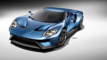 Ford still developing power for GT