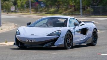 McLaren 600LT review