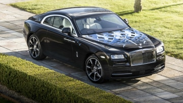 Roger Daltry The Headline Act As Rolls-Royce Unveils First Music Legends Model
