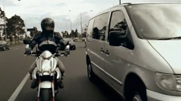 New TAC TV Commercial Targets Motorcyclists: Video