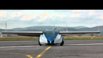 New Aeromobil Flying Cars Take To The Skies: Video