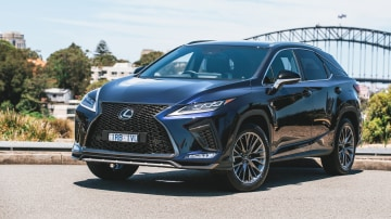 2021 Lexus RX350 F Sport review