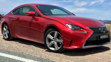 2016 Lexus RC200t Review - Entry-Level Premium Coupe Goes Turbo, But For The Better?