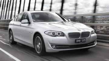 2013 BMW ActiveHybrid 5