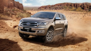 Ford Everest scores Ranger Raptor engine