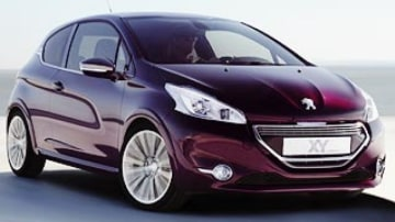 Peugeot's racier image