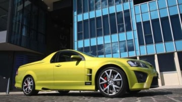 2007 a record year for Holden Special Vehicles