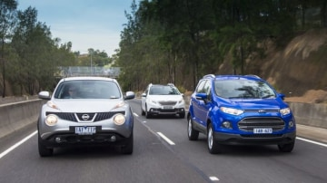 There are a diverse range of models on offer in the new category.