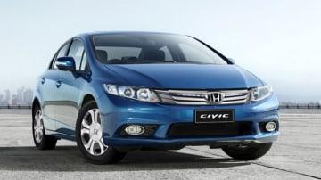 Honda Civic Hybrid.