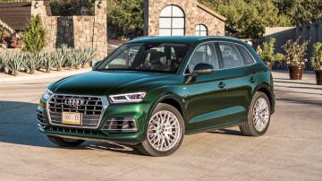 2018 Audi Q5 3.0 TDI.