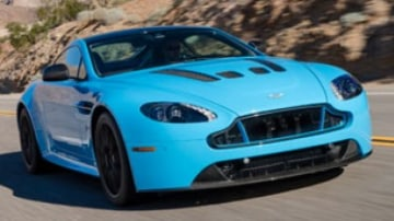 Aston Martin Vantage V12 S first drive review