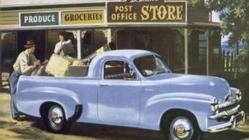 Holden history