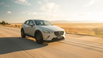 Mazda CX-3 sTouring new car review