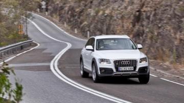 Audi Q5 2.0 TFSI EMBARGOED