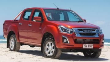 Isuzu opens up on Mazda deal
