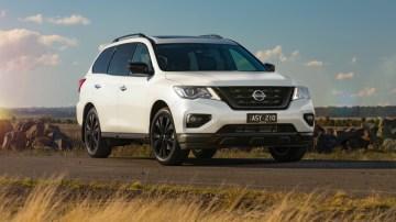 Nissan Pathfinder ST-L N-Sport