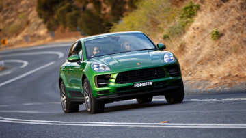 Porsche Macan 2019 first drive review