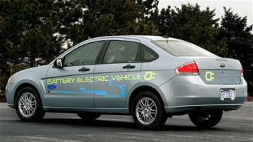 Majority Of Ford Models To Be Electric Within The Next Decade